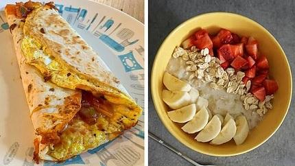 6 lợi ích khi ăn sáng cùng một món mỗi ngày